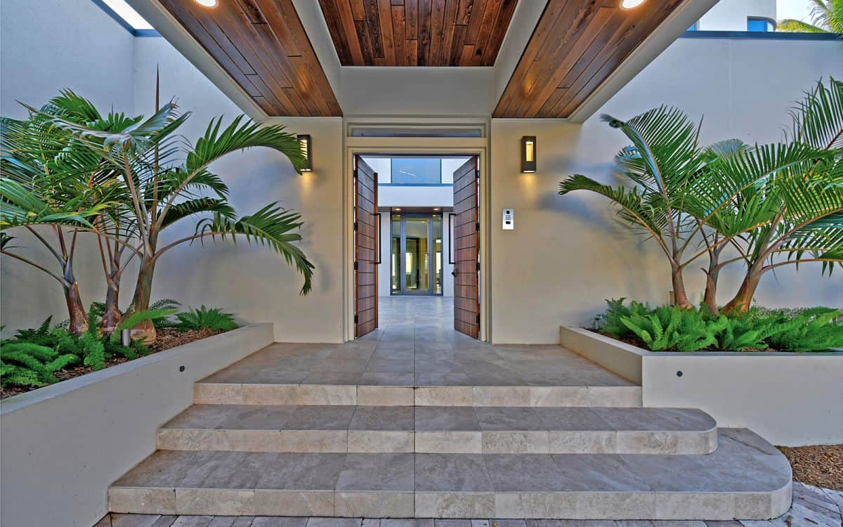 How to add massive curb appeal with a custom front door.